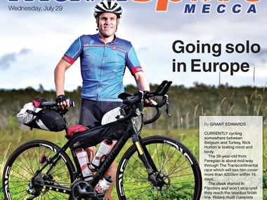The July 29 edition of Sunshine Coast Multisport Mecca is out now.