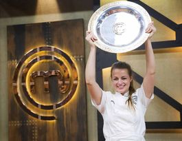 Billie's Masterchef win makes her the toast of Bowra