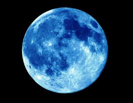Once in a Blue Moon coming on Friday