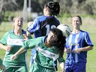 SARAH Skinner added two more goals to her season tally to move four clear in the race for the golden boot with two rounds remaining in NCF Women's Premier League.