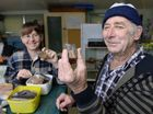 MEMBERS of the Ipswich and District Lapidary Club take great care in uncovering the hidden beauty in simple stones that many people would easily miss.