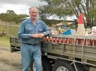 GRAHAM Hubbert has already decided this year's Rocky Swap will be one of his last.