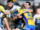 Jake Granville stars as Cowboys mutilate Eels
