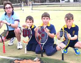 The Roma and District Tennis Club plea for help