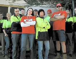 Give us a fair deal: Warwick Big W workers in pay push