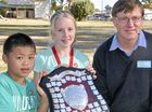 Quinn wins Warwick East Sports Carnival