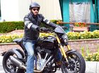 Keanu Reeves: Test-driving bike on Suzuka track 'incredible'