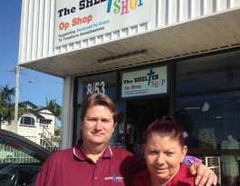 Shelter Shop opens