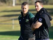 WALKER brothers Ben and Shane will leave the Ipswich Jets with high level blessing if they are appointed co-coaches with the Newcastle Knights.