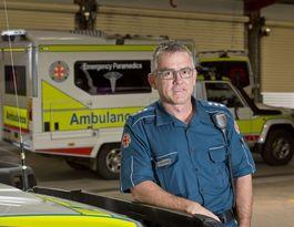 Ambulance dashcam footage captures unaware drivers