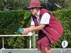 All the action from the ladies championship triples bowls at Albert Ladies Bowls Club, Gympie.