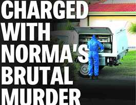Man charged with 75-year-old Norma's brutal murder
