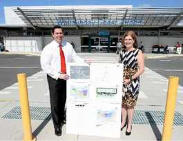 $100m airport opens up world of possibility