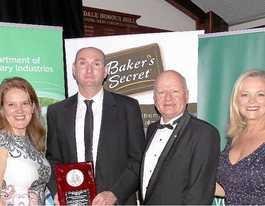 Australian Agricultural Company's Wagyu finalist in award