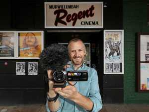 Scott Green will be showcasing a feature length documentary he shot and edited on the Tweed Council's Kenya Mentoring Project at the Murwillumbah Regent Cinema. Photo: Nolan Verheij-Full / Tweed Daily News