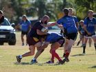 Retired players back on the footy field