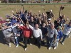 WIN, lose or draw, the South Grafton Ex-Servicemen's Club lawn bowlers will have a ball in Dubbo this weekend.