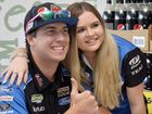 PRODRIVE Racing Chaz Mostert is confident of a strong Ipswich showing in his number six Ford Falcon at the halfway point of the 2015 V8 Supercars season.