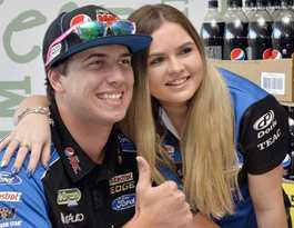 Mostert and Winterbottom confident ahead of Ipswich V8 test