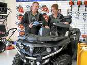 BUSINESS is booming in the South Burnett agriculture, trades and services industries, with no sign of slowing down.