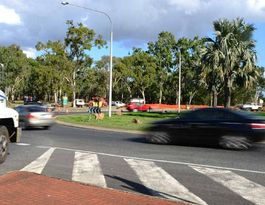 Council goes roundabout to ensure bikes can share safely