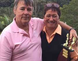 Mt Coolum couple love that winning feeling