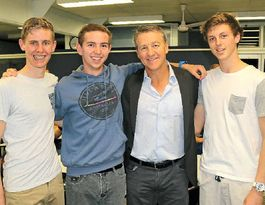 Bichel inspires Lockyer Valley students