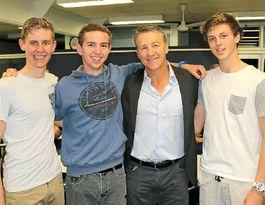 Bichel inspires Lockyer Valley students