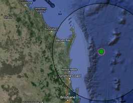 5.3 magnitude earthquake tremor felt on Sunshine Coast