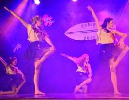 Kingaroy State High School's Flair 2015 performance
