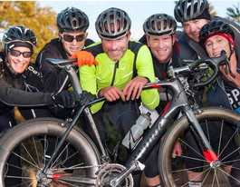 Saddle up for weekend's Cycle Challenge