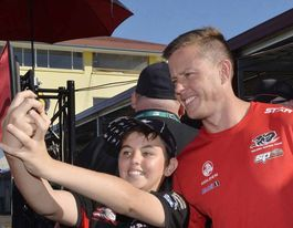 Fans revved up for V8s