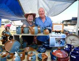 Pottery leads to lifelong hobby