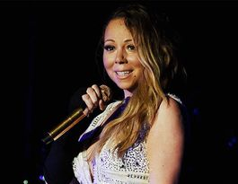 Mariah Carey's 10k-a-day Airbnb holiday home