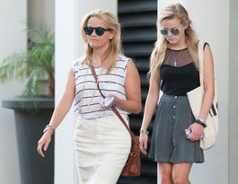 Reese Witherspoon's style swap