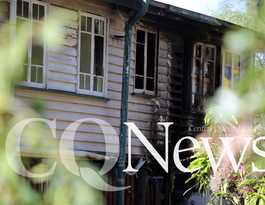 Opal St fire in Emerald was unoccupied house
