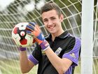 CALL UP: Hervey Bay goalkeeper Sam Whatman has been called up to Wolverhampton Wolves Under-21 team.