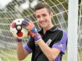 HERVEY Bay's Sam Whatman has kicked – or saved – a major goal with the youngster named in an English Premier League team's youth side for this weekend.
