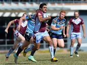 FURIOUS Capras coach Lionel Harbin labelled the Central Queensland capitulation to Norths Devils disgraceful and promised there would be repercussions.