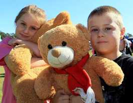 PHOTOS: Picnic for teddy bears a field day for children