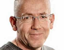 Author Morris Gleitzman shares inspiration with Ipswich