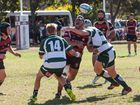SPRINGFIELD has claimed the minor premierships in both Brisbane Subdistricts Division One competitions.