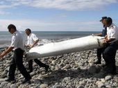 FRENCH investigators are expected to reveal today whether a piece of debris that washed up on a remote Indian Ocean island belongs to MH370.