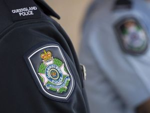 Police were called to the Dalby ANZ bank this afternoon.