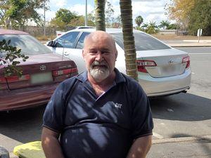 Gracemere man Dan Mylrea Photo Trinette Stevens / Morning Bulletin