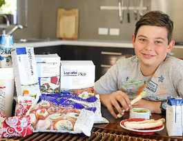 Campaign saves food grant that keeps kids like Jayden alive