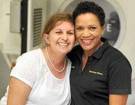 Mackay woman holds head high through cancer treatment
