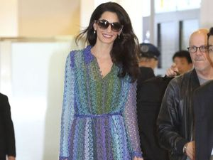 Amal Clooney 'ready' for motherhood