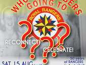 Reunion & Celebration Lunch & Rally for 50 years of Rangers (formers Royal Rangers) in Australia