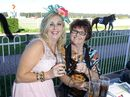 Hundreds took to the track for the annual Ipswich Crime Stoppers Race Day.
